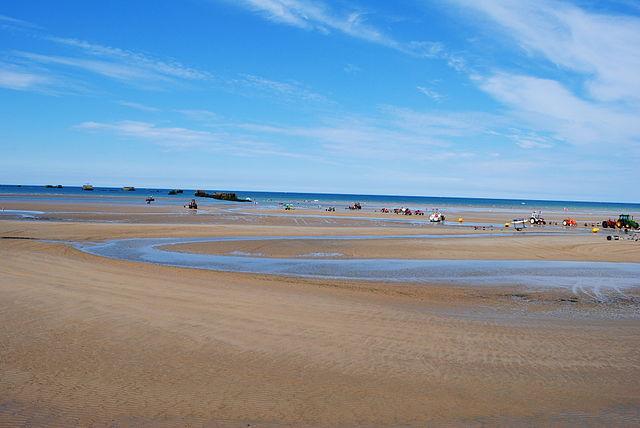 Plages-du-débarquement-Normandie