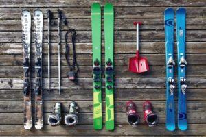équipement-de-ski