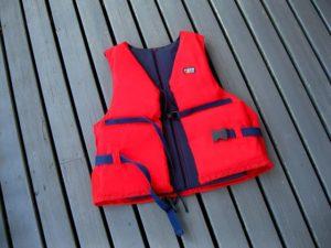 Vêtement-de-flottaison-individuel