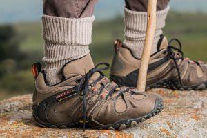 chaussettes-de-randonnée