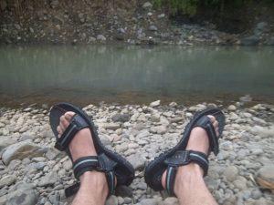 meilleure-sandale-de-randonnée