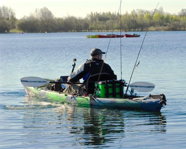 kayak-de-pêche