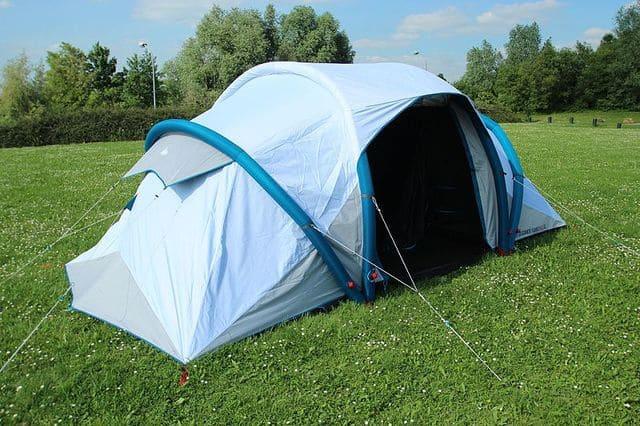 La-tente-de-camping