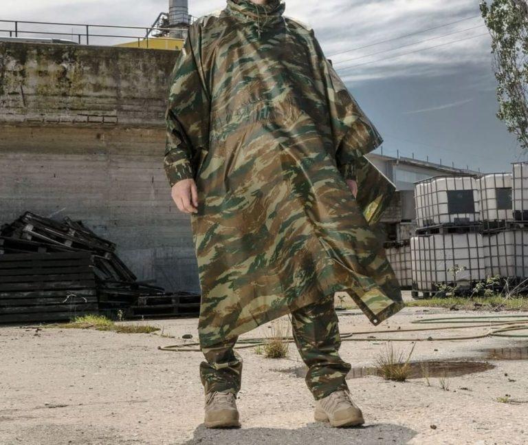 meilleur-poncho-militaire