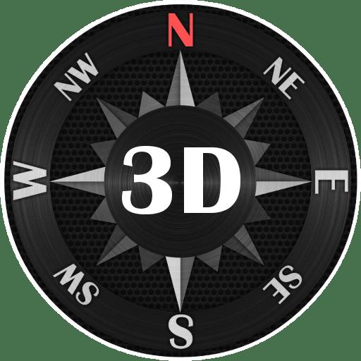Compass-Steel-3D-App