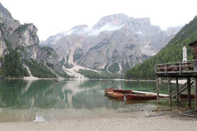 Le-lac-di-Braies