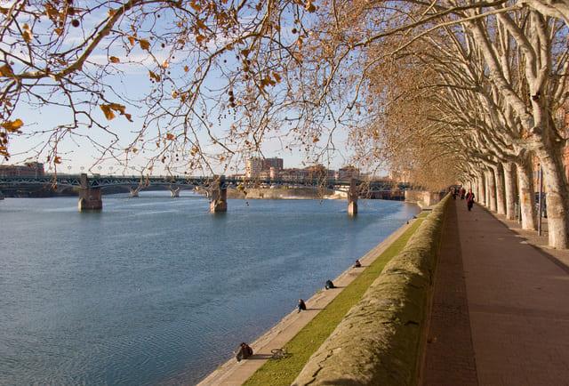 Les-bords-de-Garonne
