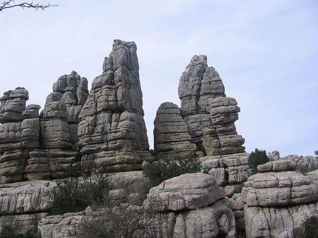 El-torcal-de-antequera